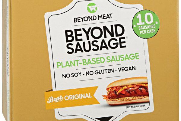 «Утконос» начал продавать три вида продукции бренда Beyond Meat
