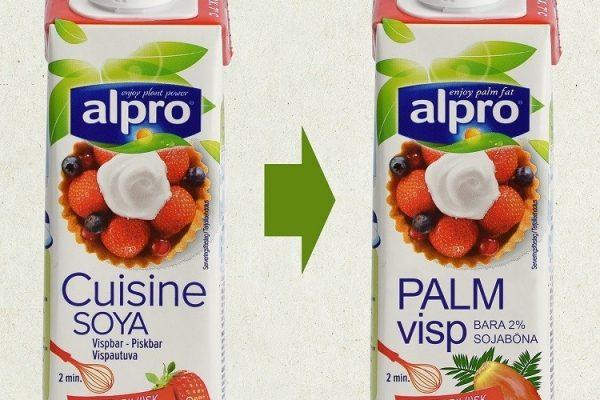 Danone переосмыслит маркетинг продукта Alpro после того как ему присудили премию за введение потребителей в заблуждение