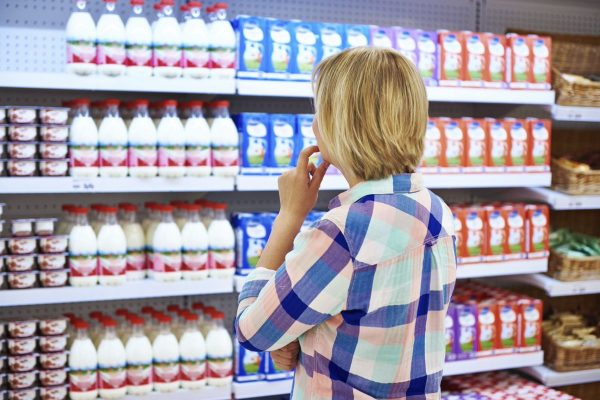Тренды в потреблении молочных продуктов в России.