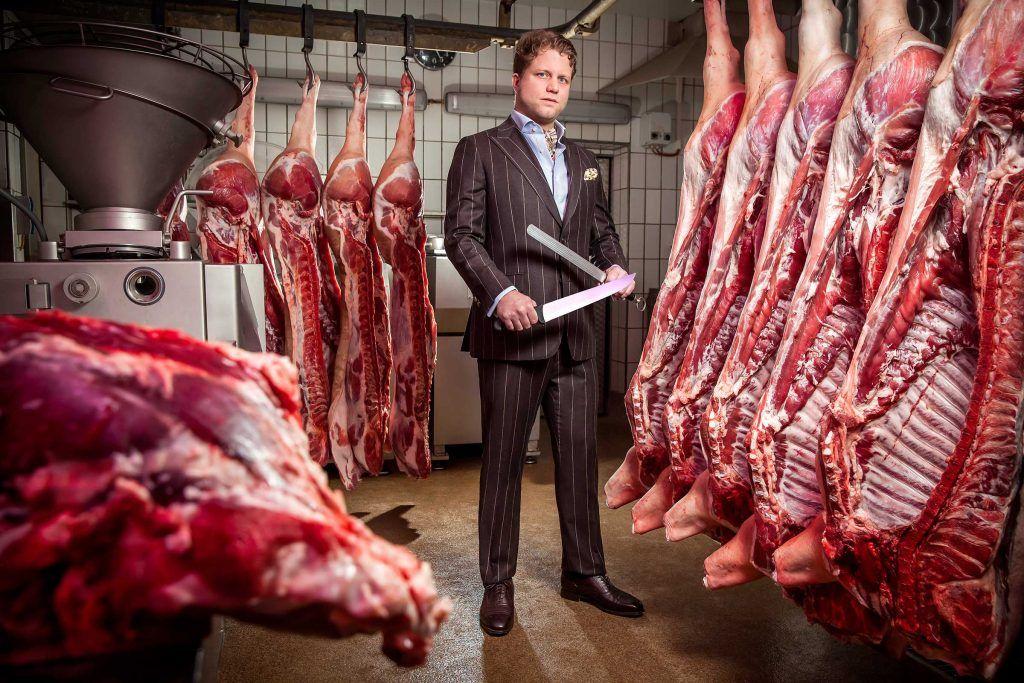 Эволюция рынка мяса