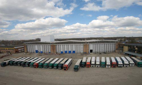 Начат монтаж первой линии нового завода «Атлантис-Пак» по производству высокобарьерной пленки