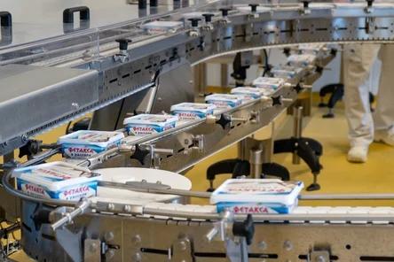 В Белгородской области запустили производство мягких сыров в рассоле