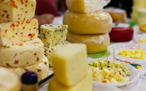 Сырный фестиваль планируют провести в Истре в августе