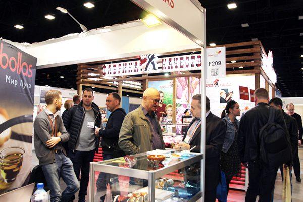 Посетите международную выставку продуктов питания и напитков Interfood St. Petersburg