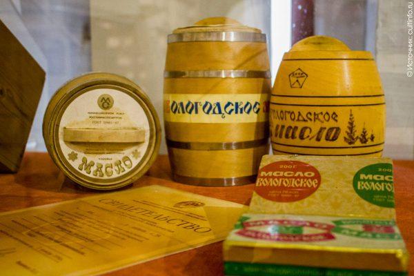 В Вологодской области исследовали качество сливочного масла