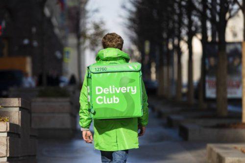 Курьеры Delivery Club начали доставлять товары из супермаркетов «Мираторга»