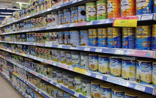Детские молочные смеси останутся в продаже в любом случае, – Совфед