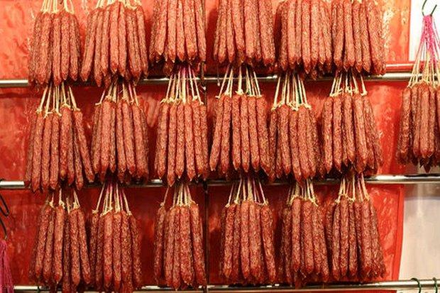 В воронежской колбасе нашли ДНК африканской чумы свиней