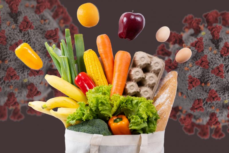 Какие тренды провоцирует пандемия на рынке продуктов питания?