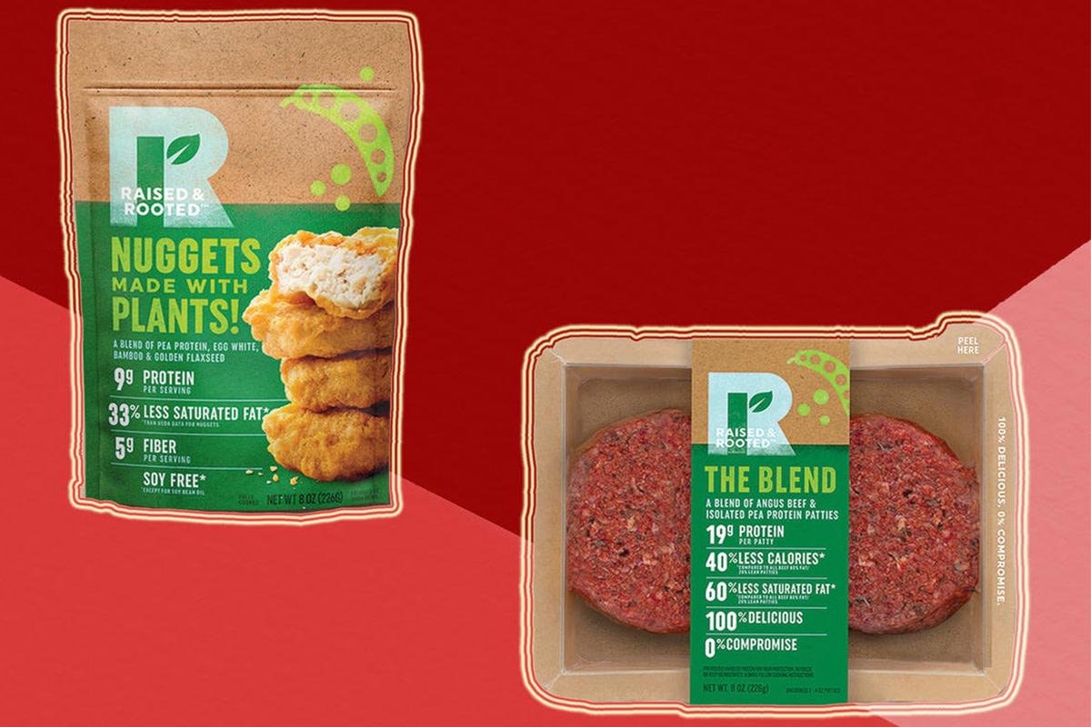 Tyson Foods вывела на рынок ЕС линейку продукции из растительного белка