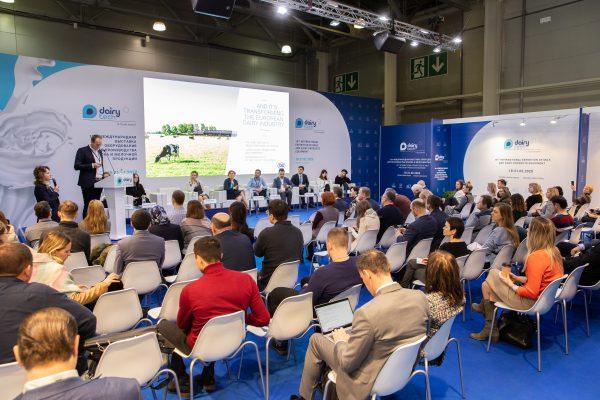 Стало известно расписание деловой программы DairyTech 2021