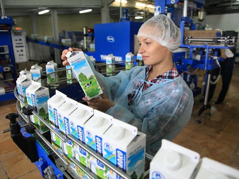 На сегодняшний день промаркировано 4,7 млн единиц молочной продукции – Минпромторг