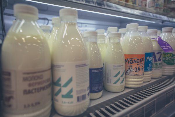 Российский экспорт молочной продукции в 2020 году превысил 300 млн долларов