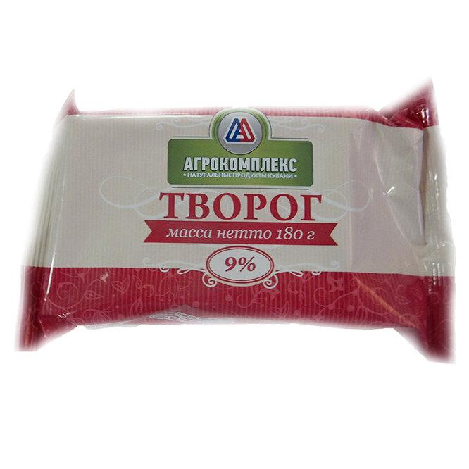 Творог бренда «Агрокомплекс Выселковский» получил знак Роскачества