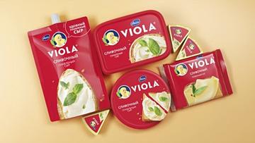Valio обновила дизайн плавленых сыров