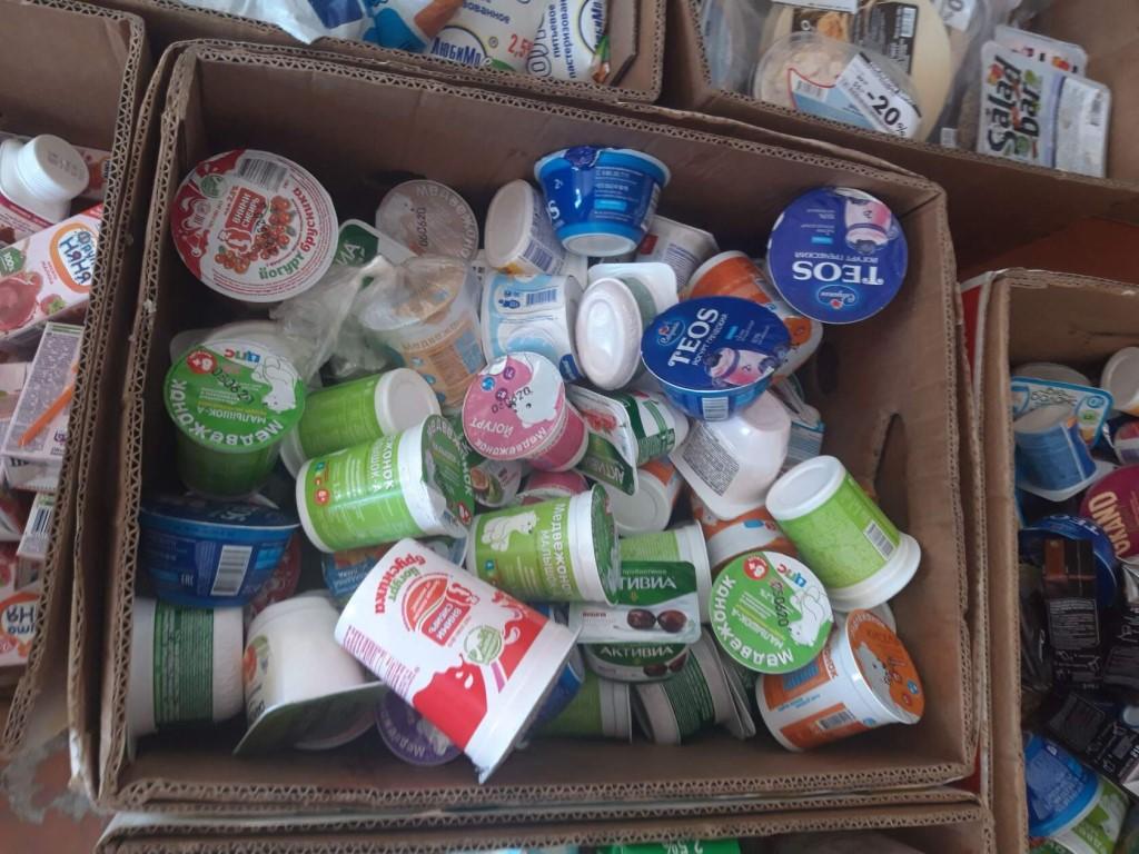 Почти половина молочной продукции в магазинах оказалась просроченной