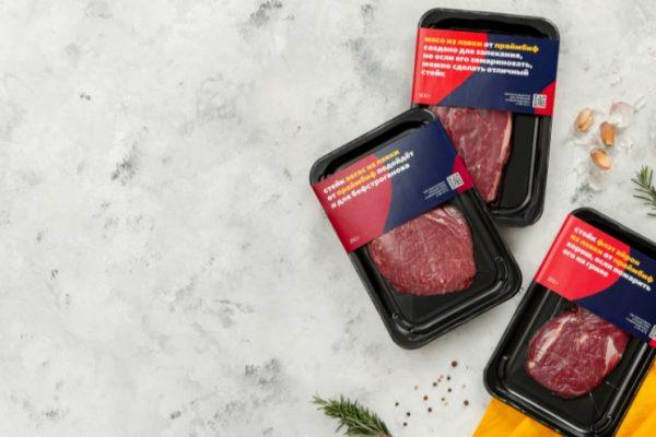 Яндекс.Лавка и «Праймбиф» выпустили стейки из мраморной говядины