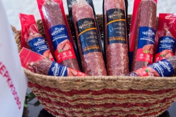 В прошлом году продажи колбас «Черкизово» на 7% опередили рынок