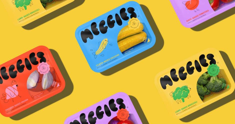 Американская компания Meggies выпустила мясные аналоги овощей