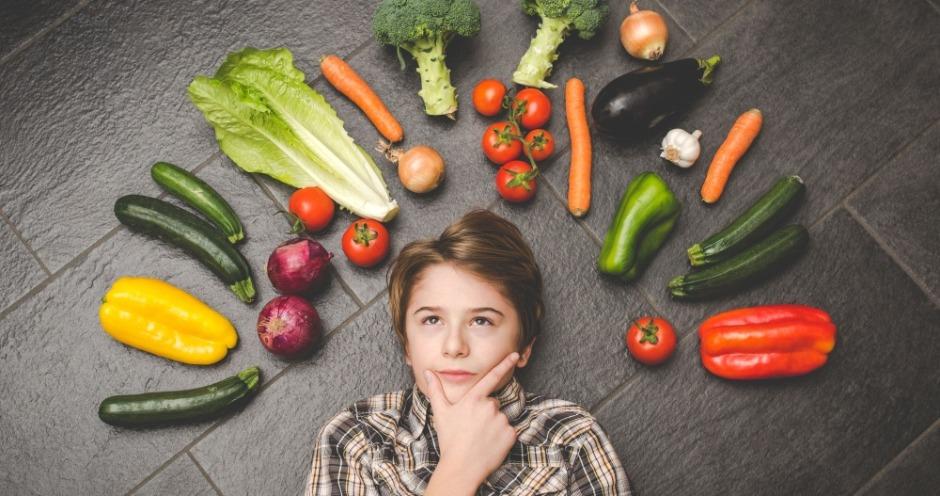 Более трети жителей России не исключают перехода на растительную пищу