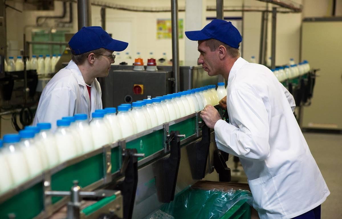 Маркировка молока: вопросы и ответы