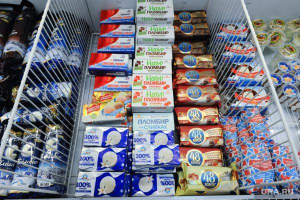 В ЦРПТ сообщили, что более 150 млн маркированных сыров и мороженого появятся в магазинах