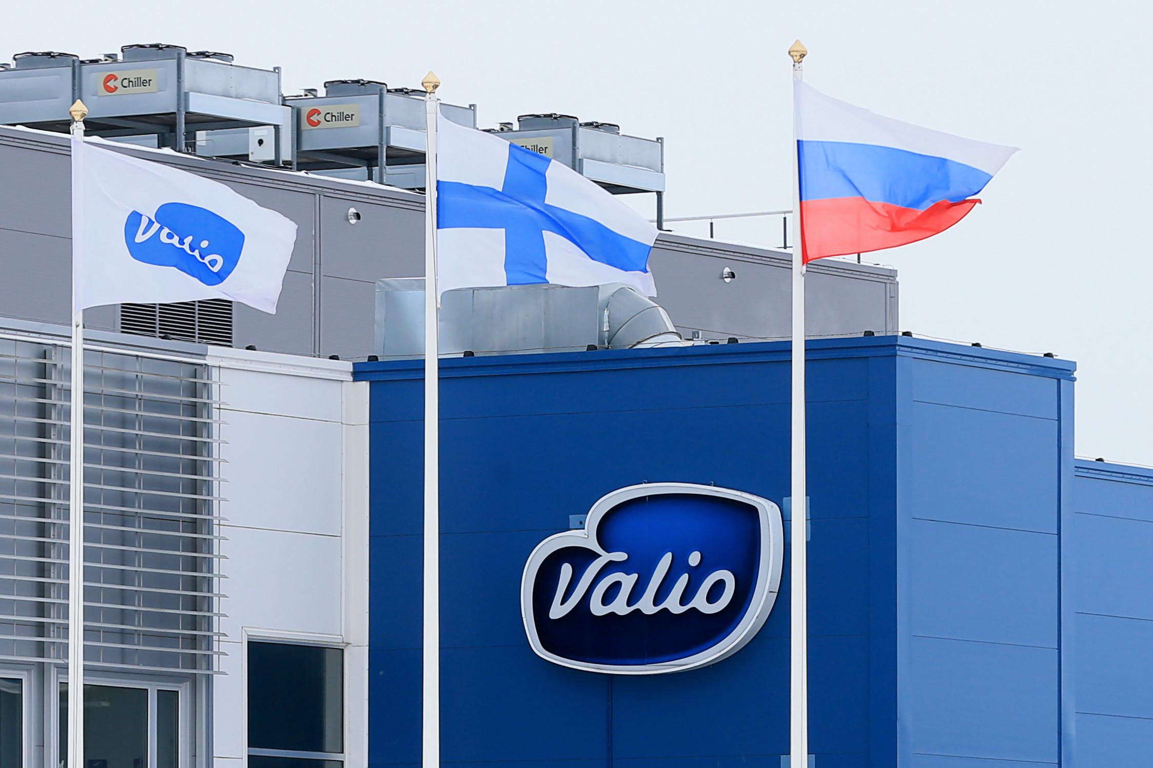Из-за маркировки ООО «Валио» пришлось сменить упаковку продукта