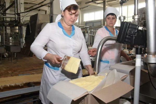 Маслодельный комбинат «Чановский» за первое полугодие выпустил продукции на 1,2 млрд рублей
