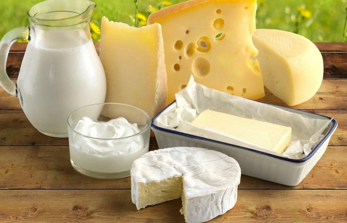 Экспорт молочной продукции Москвы вырос на 54,9%