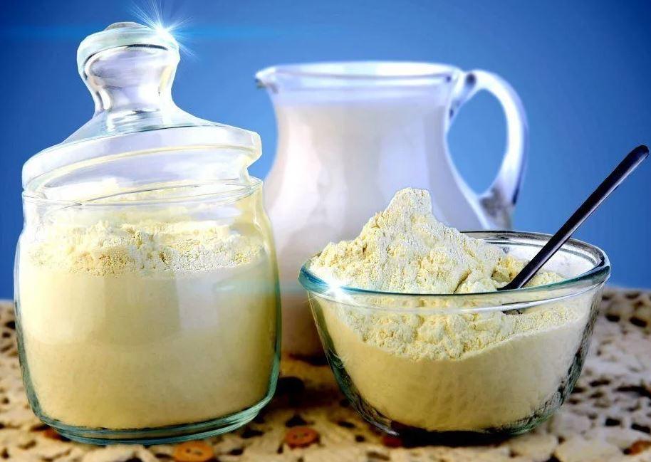 В июле 2021 года Россия в 2,1 раза увеличила экспорт сухого обезжиренного молока – «Агроэкспорт»