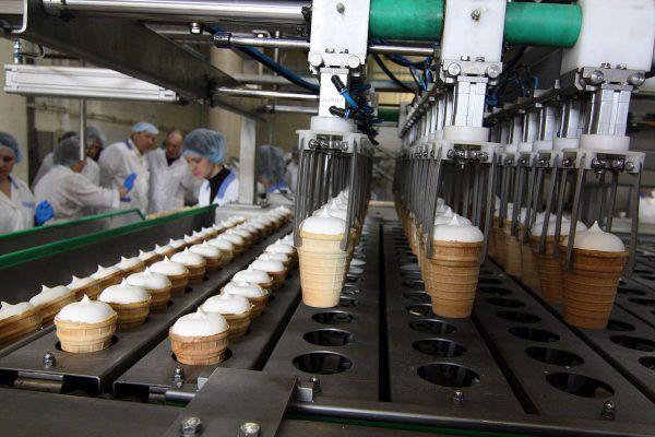 ООО «НВВ» и «Маркет Лайн» открыли фабрику мороженого в Ярославской области