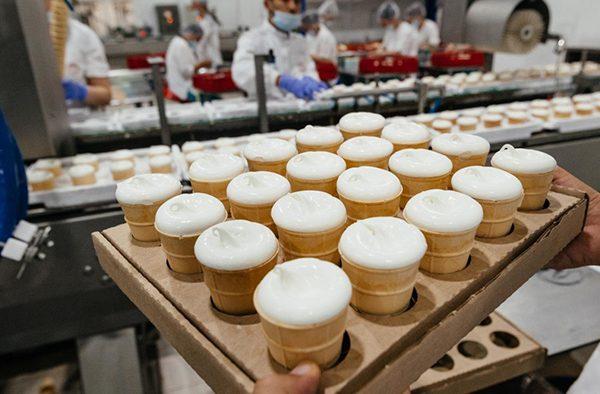 Союзмолоко: крупнейшие производители мороженого наращивают производство ради экспорта