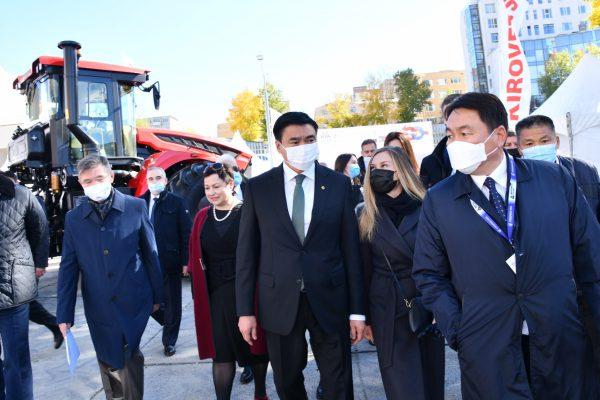 Выставка «Спецмаш-2021» в Монголии завершила работу